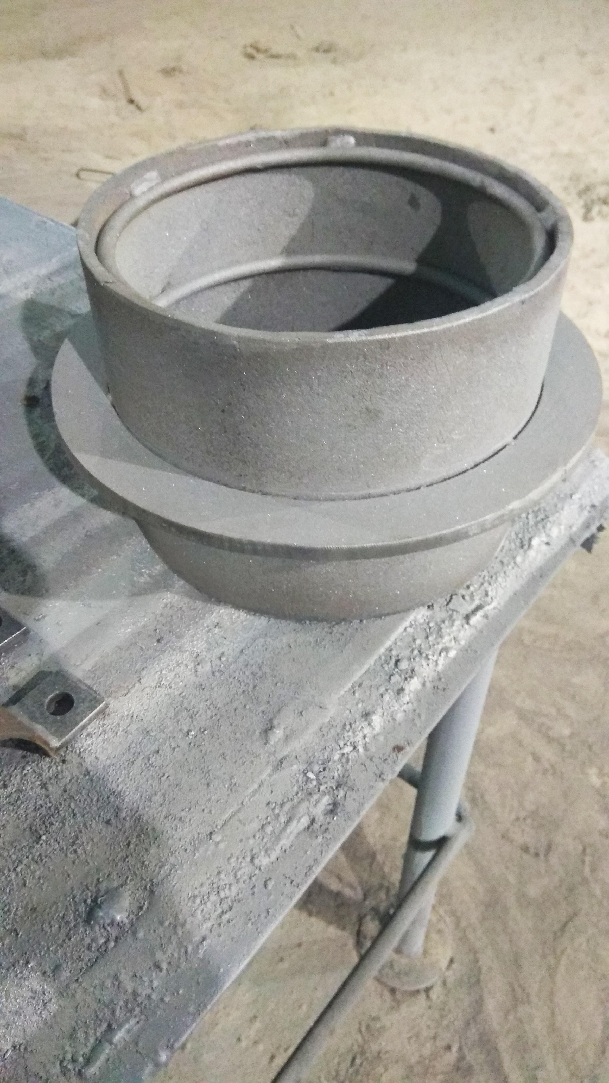 Сальники бетон голова в бетоне